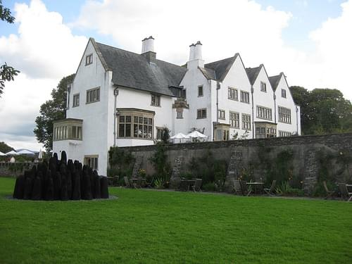 Blackwell Arts & Crafts House (1898 - 1900) nr Bowness, Windermere (10)