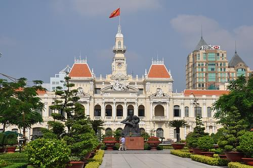 Ho Chi Minh City City Hall