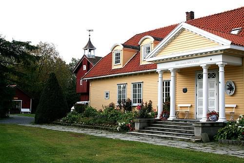 Røed gård på Jeløy, Moss