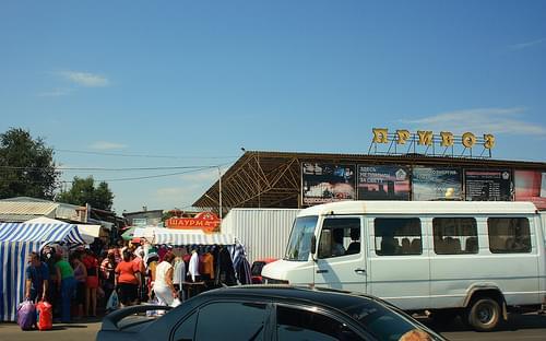 Privoz, Marketplace in Odessa