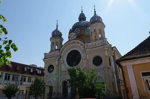 Orthodox Synagogue, Targu Mures - Romania
