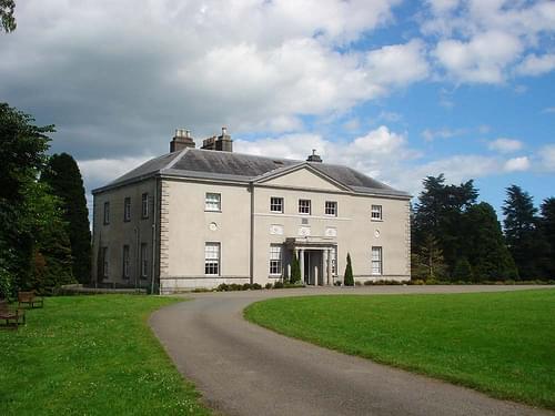 Ireland, Avondale House, Avondale, County Wicklow