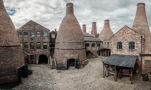 Gladstone Pottery Museum, Stoke-on-Trent