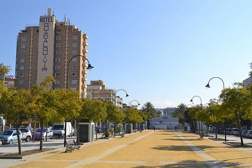 Lower Town, Sanlucar de Barrameda