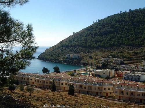 Feriensiedlung zwischen Silifke und Anamur