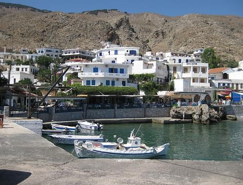 Hora Sfakion (Crete)