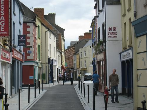 Historic Center, Wexford