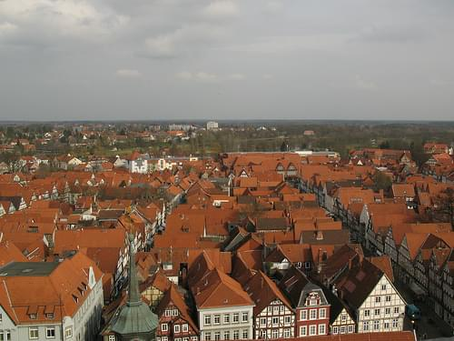 Celle old town