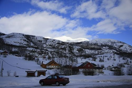 Historic Center, Hemsedal, Hemsedal