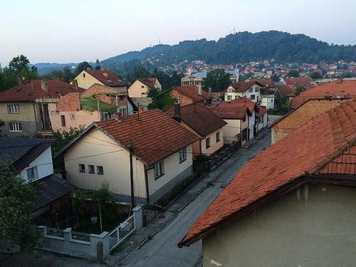 Mornings in Tuzla