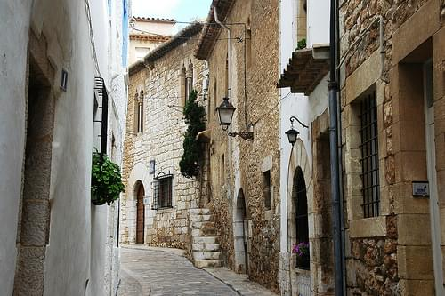 Town Center, Sitges