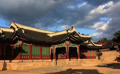 Changdeokgung Seoul, Korea