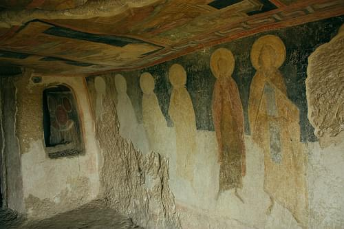 Rock-Hewn Churches of Ivanovo