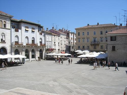 Historic Center, Pula