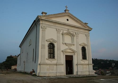 Church of St. Francis of Assisi, Piran
