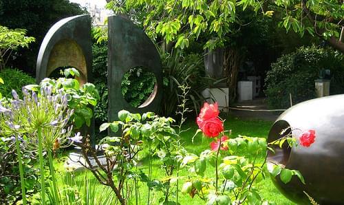 Barbara Hepworth museum St Ives Cornwall
