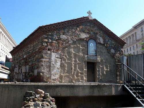 Church of St Petka of the Saddlers-2