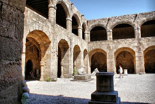 Hospital of the Knights, Rhodes