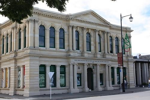 North Otago Museum, Oamaru