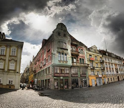 Historic Center, Timisoara