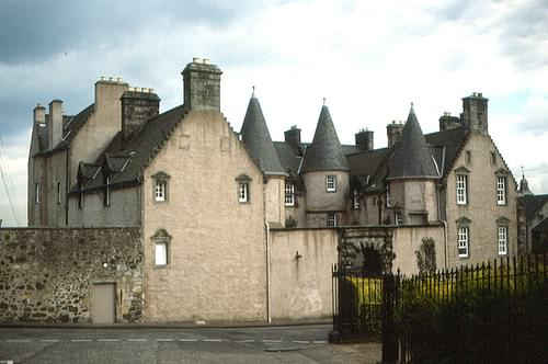 Stirling - Argyll's Lodging