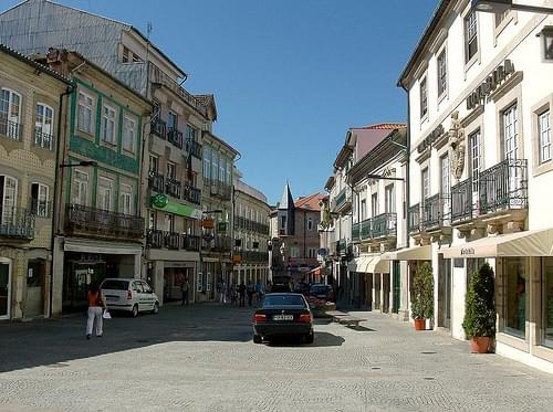 Historic Center, Vila Real