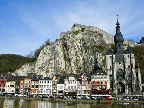 The Collegiate Church of Our Lady, Dinant
