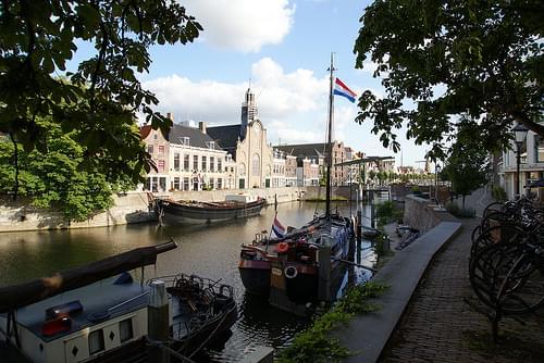 Historisch Delfshaven Rotterdam, Aelbrechtskolk