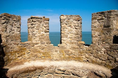 Fortress of Bilhorod-Dnistrovskyi