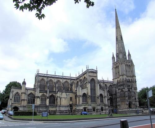 St Mary, Redcliffe, Bristol