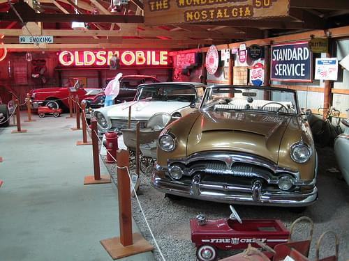 Pioneer Auto Show - four orphaned makes