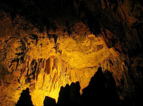HDR image  Dim Mağarası (Dim Cave), Alanya