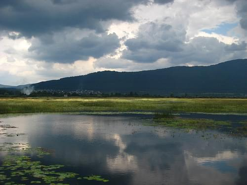 Lake of Cerknica (1)