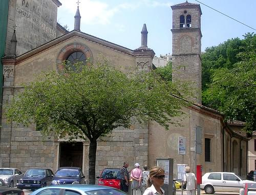 Church of St. Maria of the Angels, Lugano