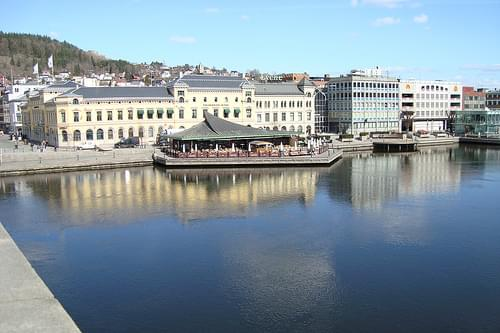 Port of Drammen