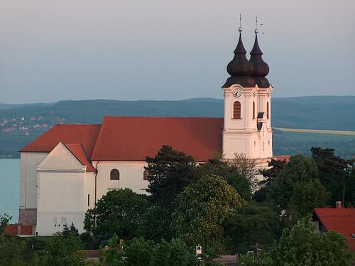 Benedictine Abbey Church, Tihany