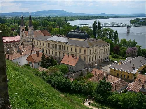 Esztergom - former palace of the archbishop