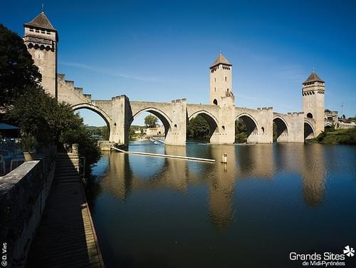 Cahors (Le Pont Valentré)