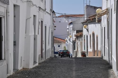 Historic Center, Beja
