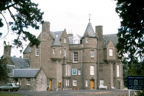 Perth - Balhousie Castle
