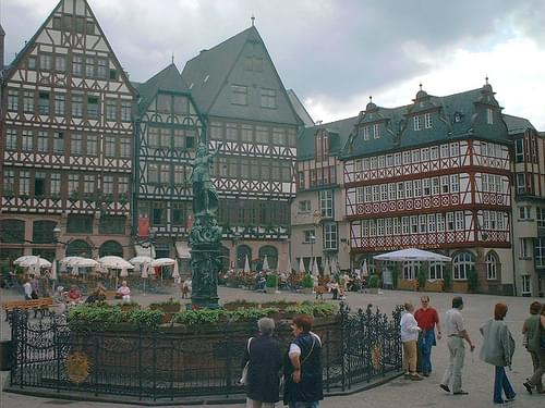 Historic Center, Frankfurt