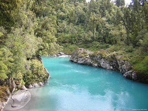 Hokitika Gorge 2
