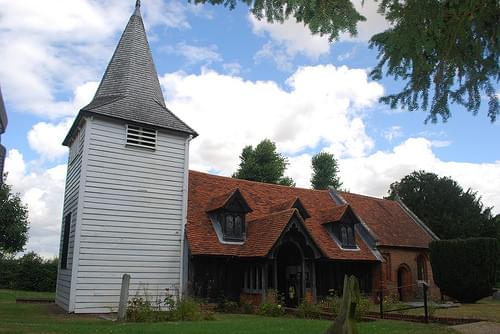 Greensted Church 2