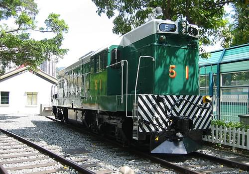 EMD G12 in Hong Kong