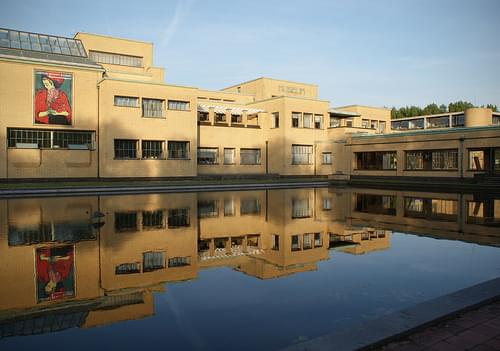 Gemeentemuseum, The Hague