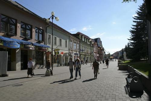 Historic Center, Poprad