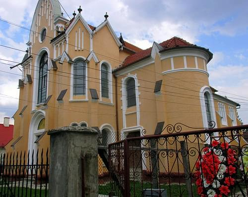 Bistrita Synagogue