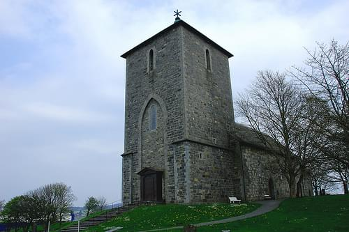 Avaldsnes church