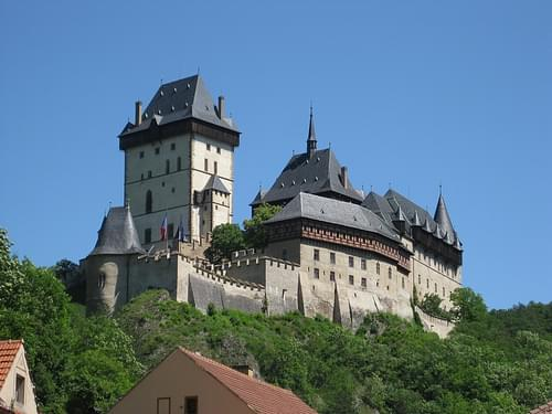Karlstejn Hrad 2