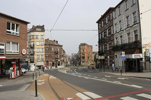 Historic Center, Ixelles